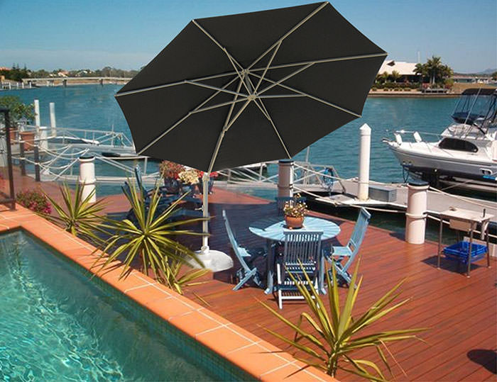 Domestic Shade Umbrella
