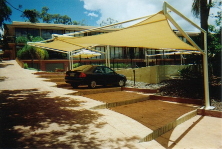 Commercial Shade Structure